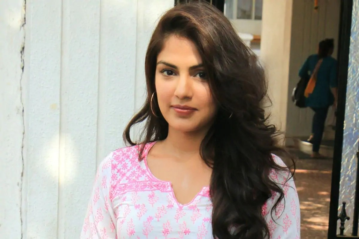 Rhea Chakraborty (File Photo)