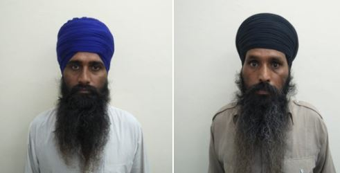 Terrorists arrested by Delhi police