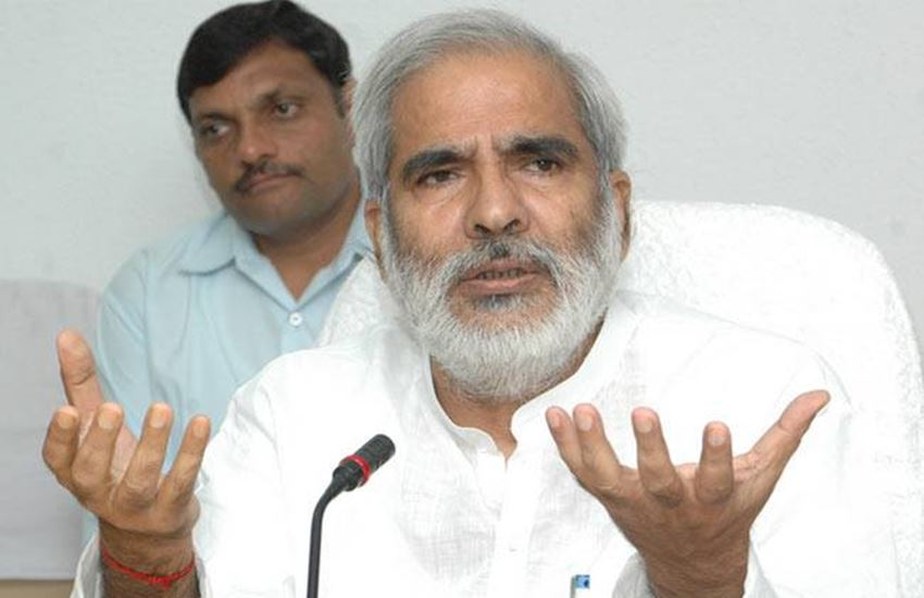 Former Union Minister and ex-Rashtriya Janta Dal (RJD) leader Raghuvansh Prasad Singh
