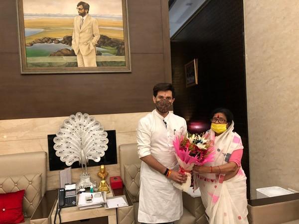 BJP's Usha Vidyarthi joins LJP