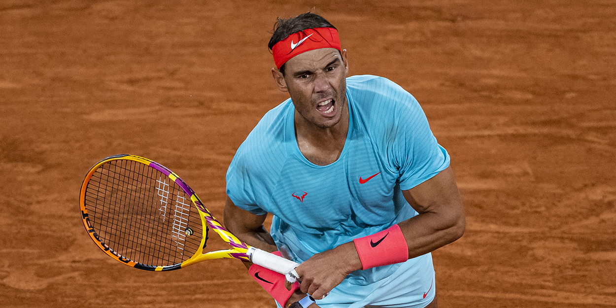 French Open Nadal Thrashes Sinner To Reach 13th Roland