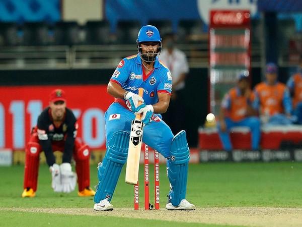 Delhi Capitals wicket-keeper Rishabh Pant.