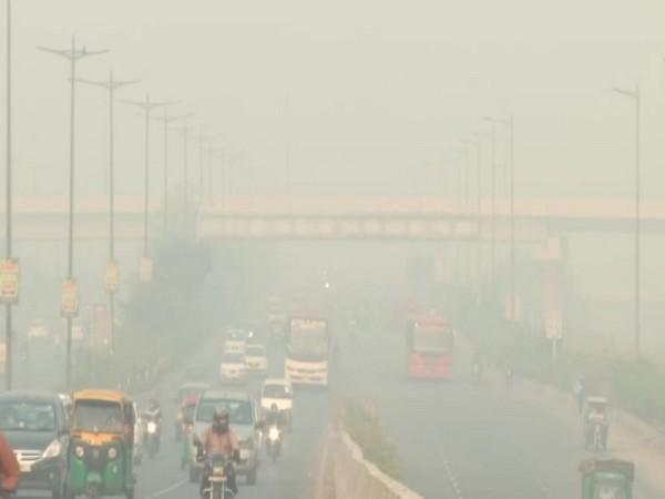 Dense smog shrouded Delhi on November 7 morning
