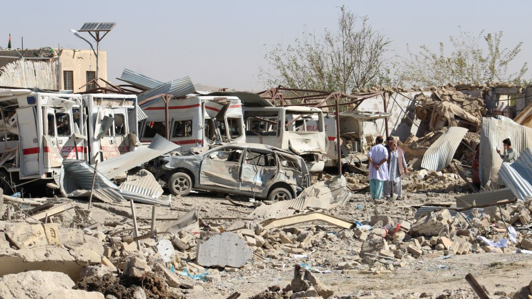 Car bomb blast in Kandahar