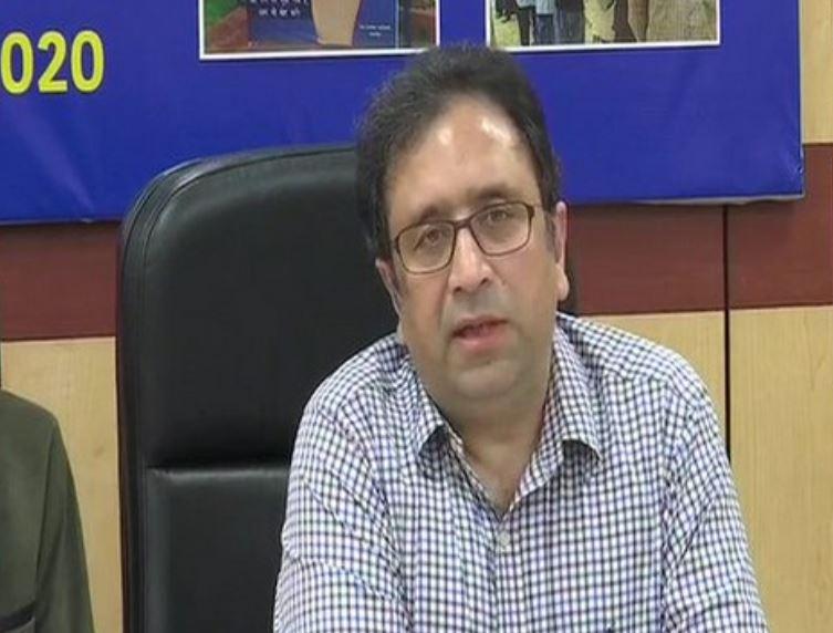 Deputy Election Commissioner Ashish Kundra