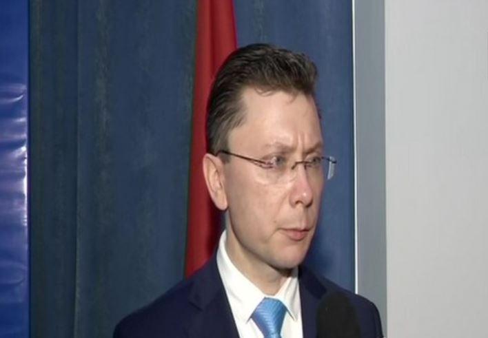 Russian deputy ambassador to India, Roman Babushkin