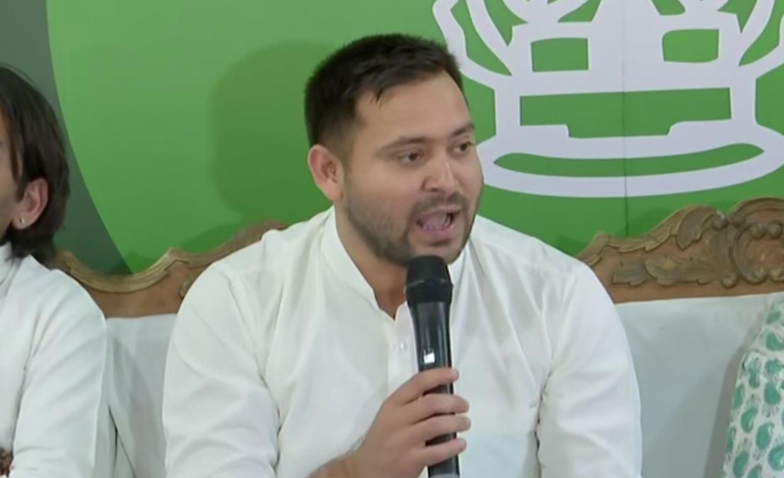 Tejashwi Yadav
