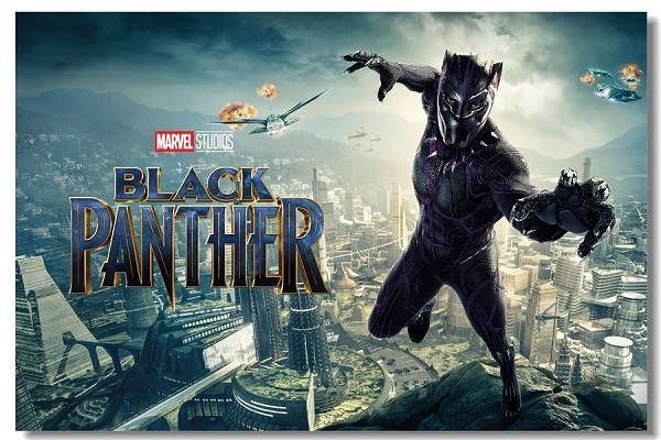 Poster of black Panther Movie