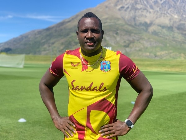 West Indies unveils new jersey