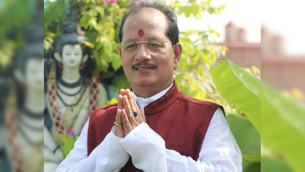 Bharatiya Janata Party (BJP) MLA Vijay Sinha