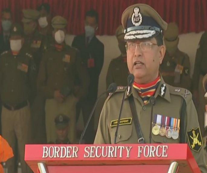 Director-General of Border Security Force, Rakesh Asthana