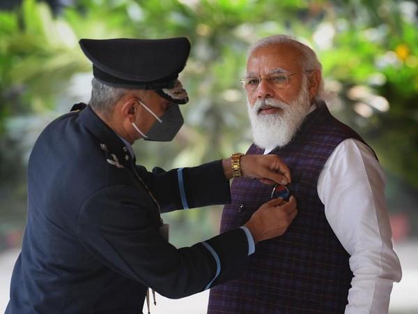 Prime Minister Narendra Modi (Photo Credit: PM Modi)