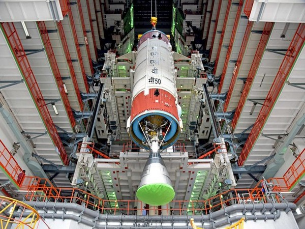 PSLV-C50 is scheduled to launch CMS-01, a communication satellite on December 17.