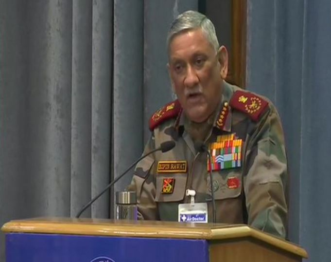 Chief of Defence Staff General Bipin Rawat