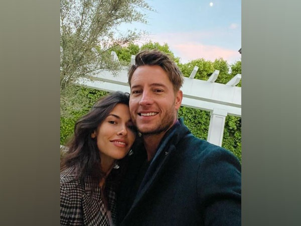 Justin Hartley goes Instagram official with girlfriend
