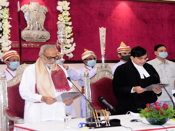 Justice S Muralidhar took oath as Chief Justice of Orissa High Court on Monday