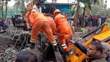 UP's Muradnagar roof collapse incident
