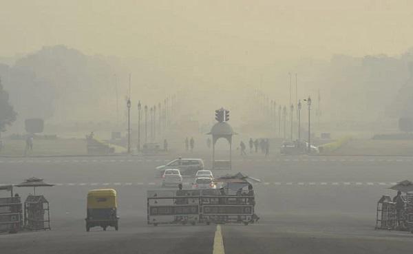 Air quality in Delhi