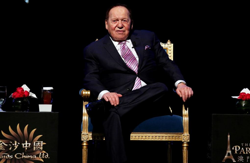 Sheldon Adelson, casino mogul who made big bets on Trump ...