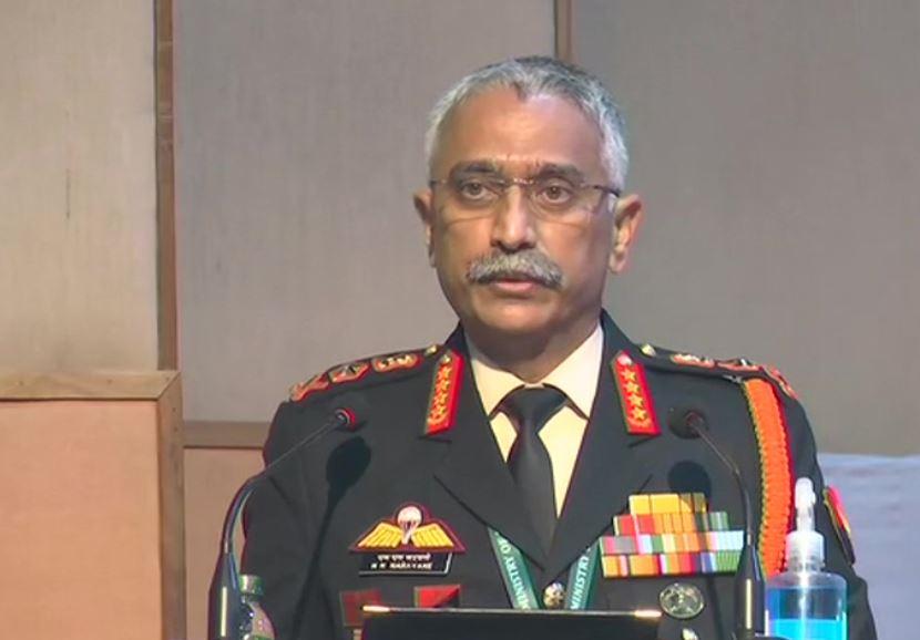 Army chief General Manoj Mukund Naravane