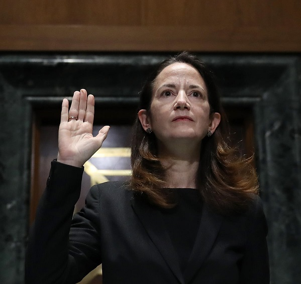 Biden's first Cabinet nominee Avril Haines as director national intelligence