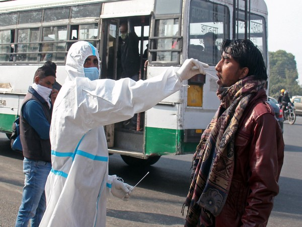 India reports 14256 new COVID-19 infections