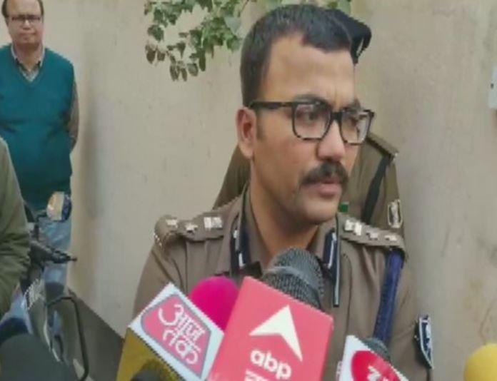 Patna Senior Superintendent of Police Upendra Kumar Sharma