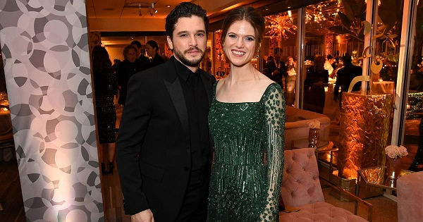Kit Harington and Rose Leslie  (File Photo)