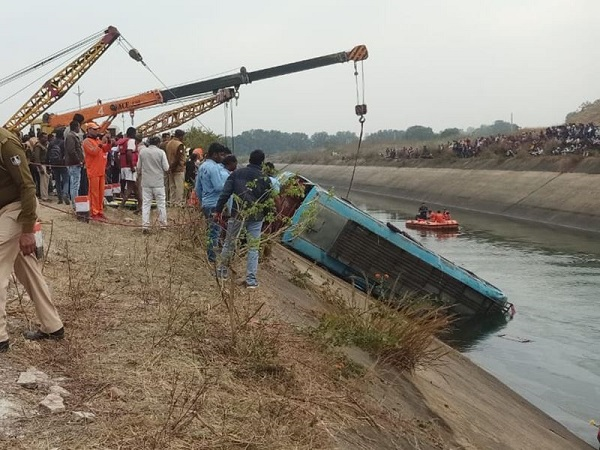 Death toll rises to 50 in Sidhi bus accident