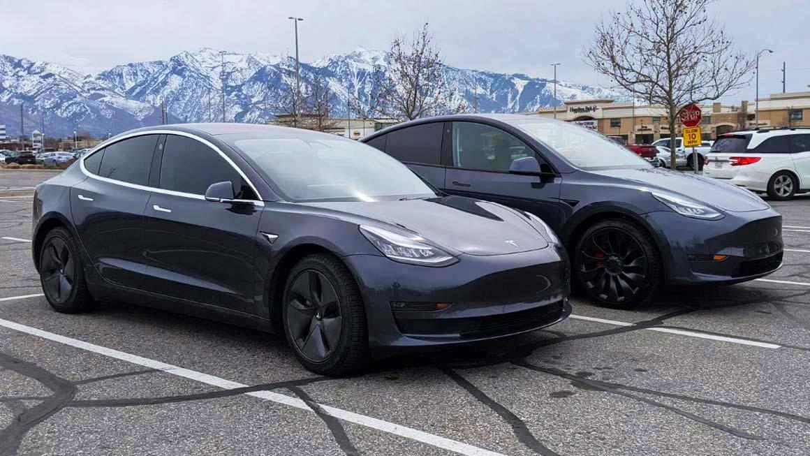 Tesla's Model Y and Model 3