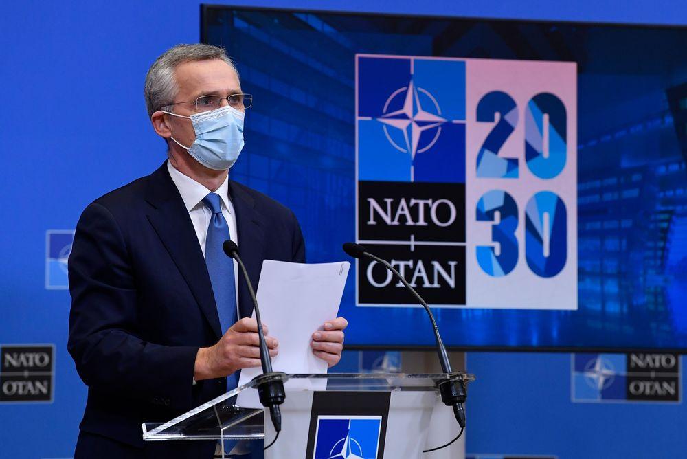 North Atlantic Treaty Organization(NATO) chief Jens Stoltenberg