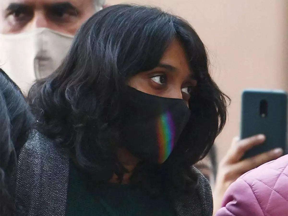 Delhi court grants bail to 21-year-old climate activist Disha Ravi