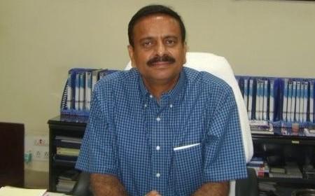 Senior IRTS officer Ranjan Prakash Thakur
