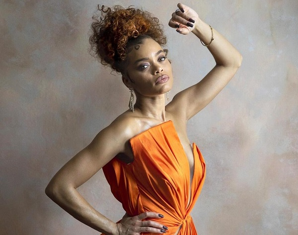 Actor-singer Andra Day