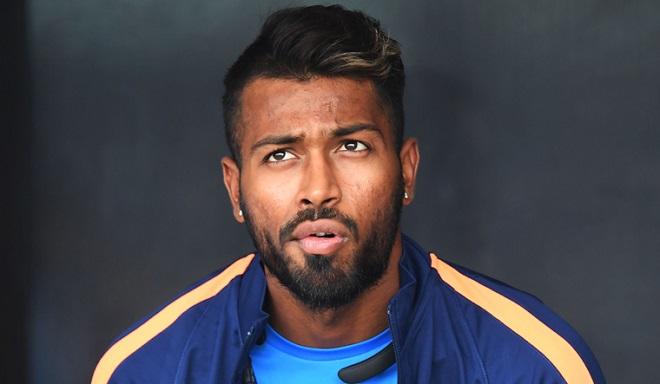 All-rounder Hardik Pandya (File Photo)