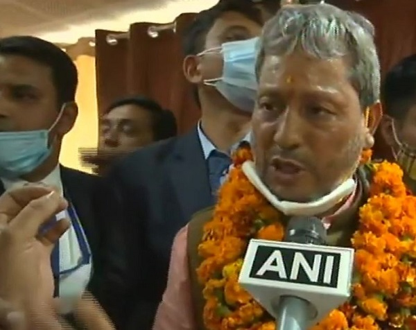 Uttarakhand's New CM Tirath Singh Rawat