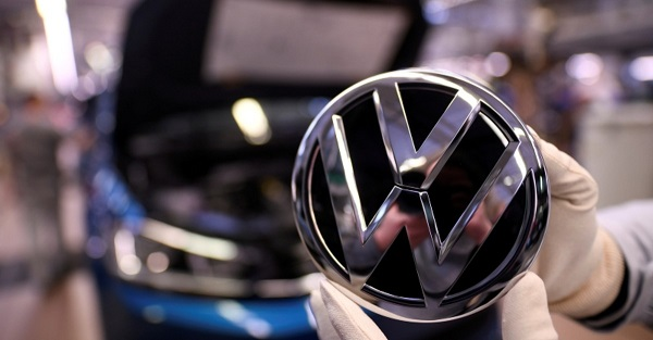 Volkswagen to switch EV battery type (File Photo)