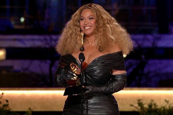 American Singer Beyonce