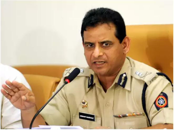 Hemant Nagrale appointed as the new Commissioner of Mumbai Police  (File Photo)