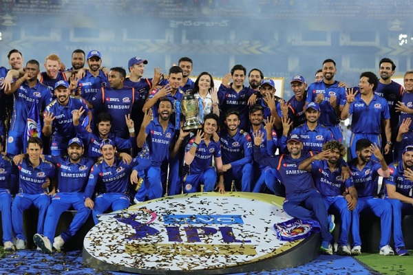 Mumbai Indians  (File Photo)