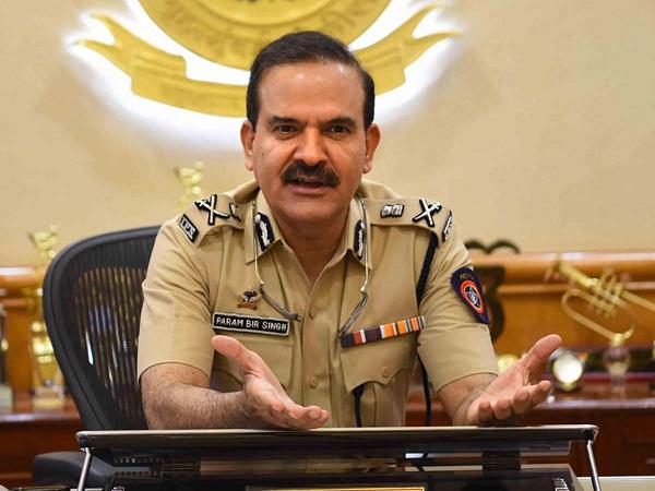 Former Mumbai Police Commissioner Param Bir Singh (File Photo)