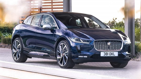 Jaguar Land Rover launches I-PACE