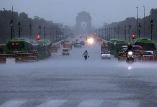 Rain in Delhi (File Photo)