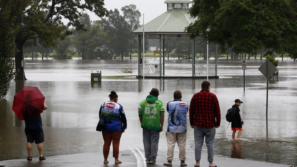 Australia continues to evacuate due to floods, a person dies - Noticieros Televisa