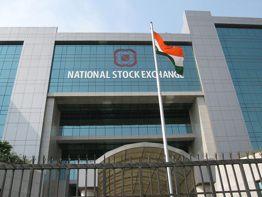 National Stock Exchange (file photo)