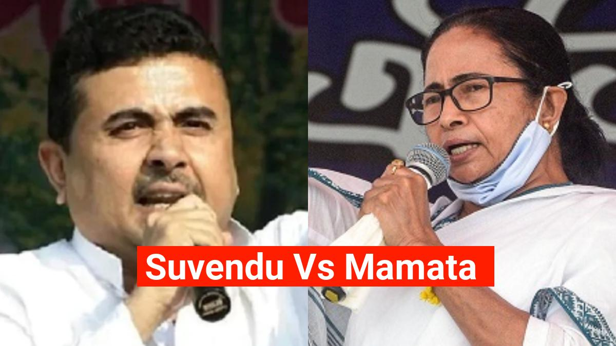 Mamata and Suvendu