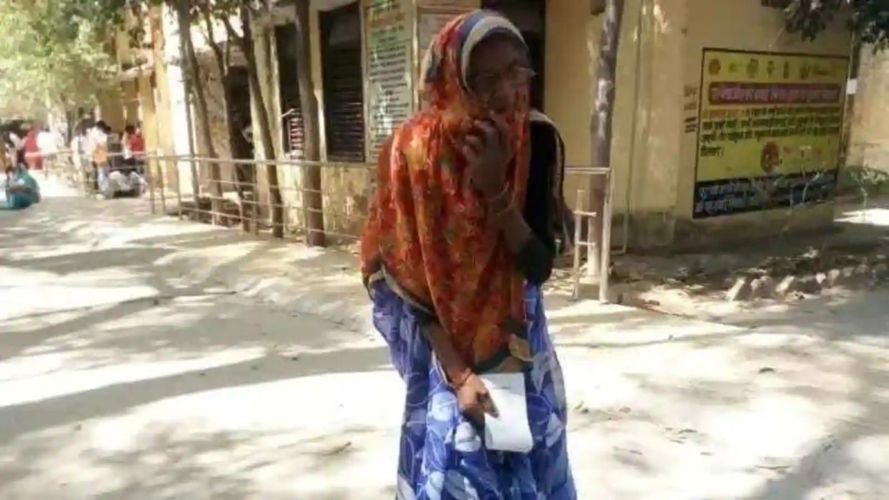 81-year-old Rani Devi from Kanpur