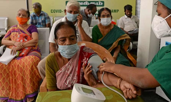 Vaccine Shortage in many States (File Photo)