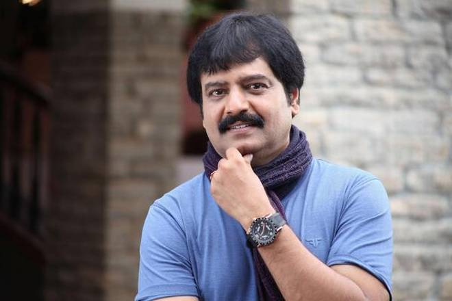 Tamil actor and comedian Vivek