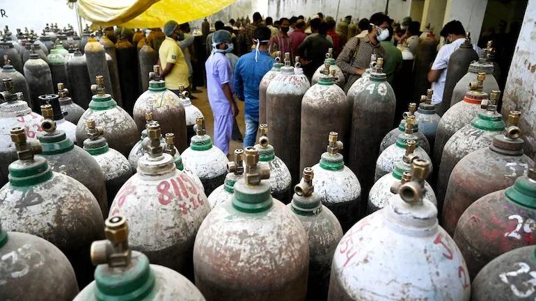Oxygen cylinder company